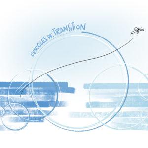 Illustration Cercles de transition © Fréderic Debailleul- www.alaracine.com